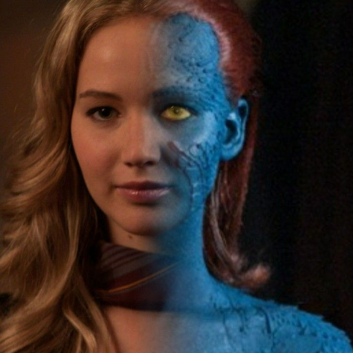 Jennifer Lawrence As Mystique In X Men First Class Jennifer Lawrence Mystique Jennifer Lawrence X Men Mystique Xmen