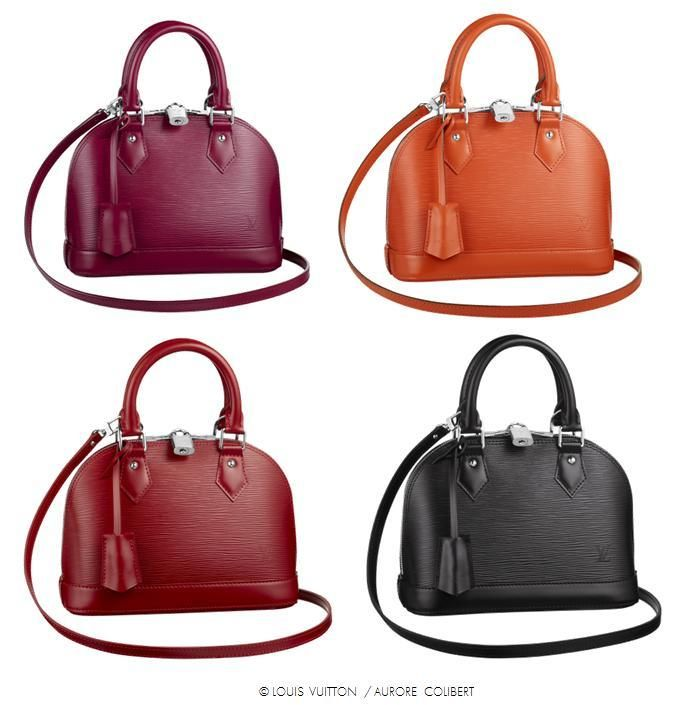 Louis Vuitton Alma Rainbow Bb Size
