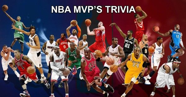 Do you know the NBA MVPs?