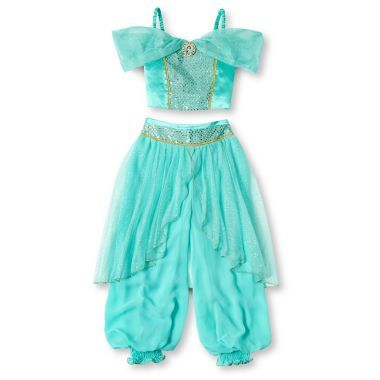Jasmine is my favorite princess, so my little girl will undoubtedly have a Princess Jasmine costume ;)
