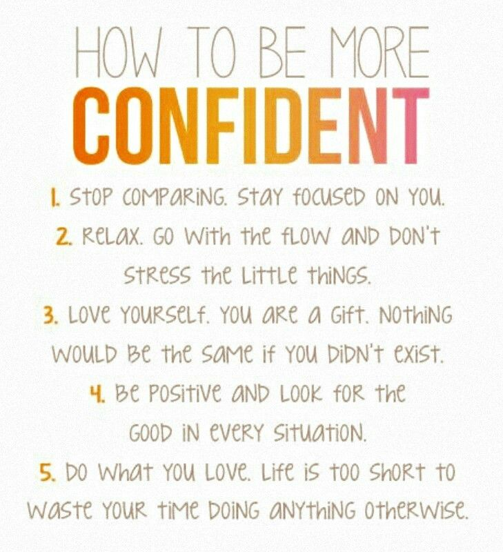 25 best ideas about self confidence on pinterest self