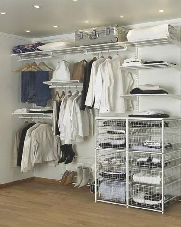 Clean And Smart Wardrobe Design, Photo Clean And Smart