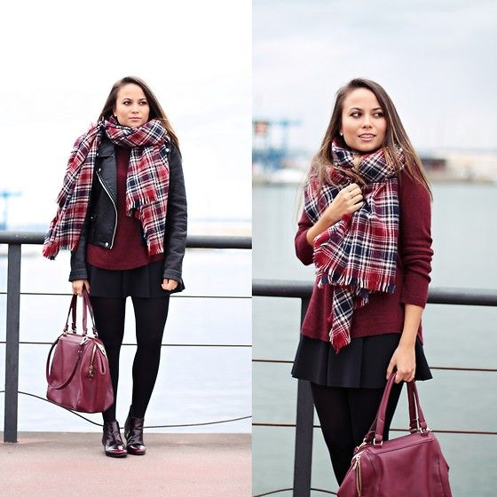 Zara Scarf, Zara Biker, Zara Falda, Zara Bolso, Zara Botines
