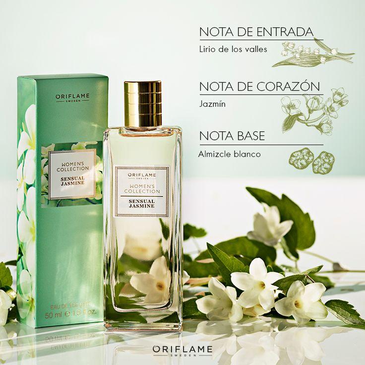 Cierra los ojos, ríndete ante este sensual aroma y siente cómo tu afinidad con la naturaleza, florece poco a poco.