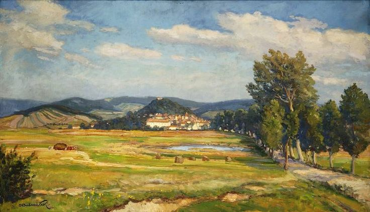 OTA BUBENÍČEK (1871-1962) Mladá Vožice