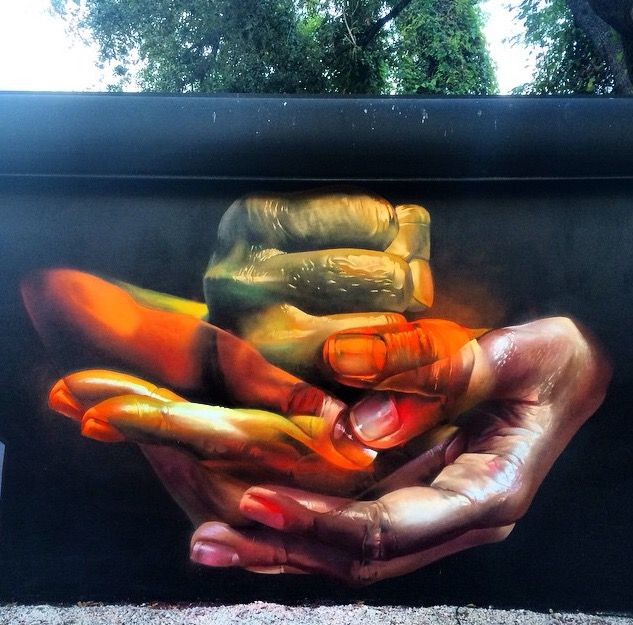 by Case Ma'Claim, Miami, 12/14. (LP) #streetart jd
