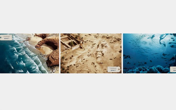 ClubMed Advertising #archives