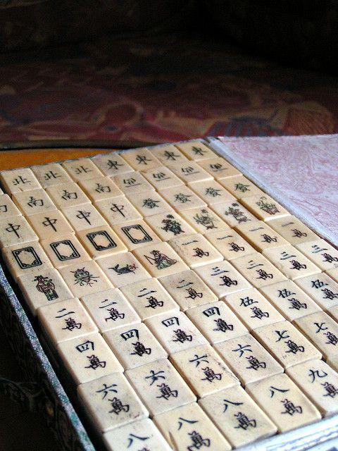 mahjong Flooring