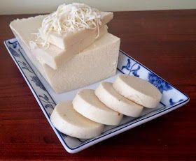 Paleo sajt karfiolból (tejmentes, gluténmentes sajt recept)