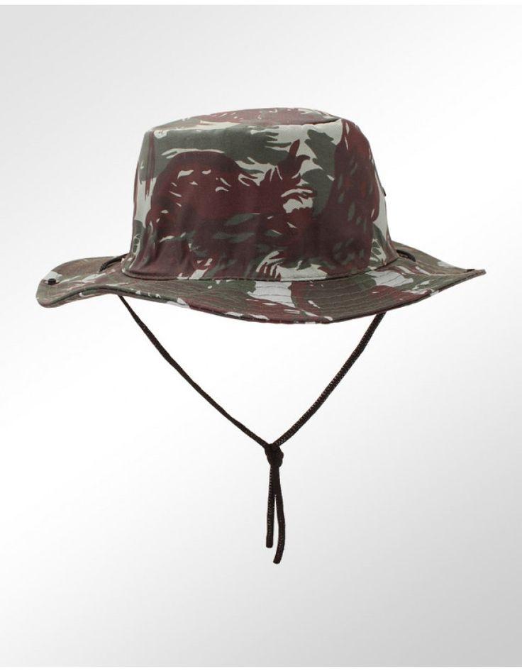 Chapéu Pescador Camuflado