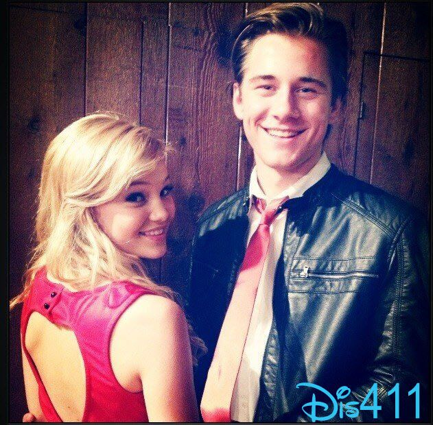 Luke Benward 2013 | Looking super nice in this photo from Gracie Benward , Luke Benward ...