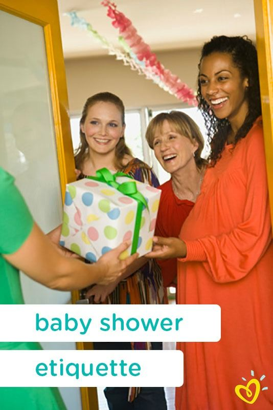 from greetings to goodbyes here are 8 tips on baby shower etiquette