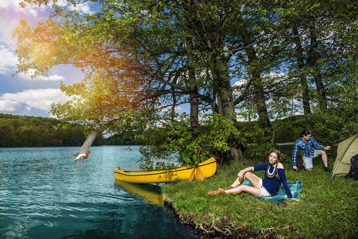 Województwo LUBUSKIE Produkt: Turystyka aktywna/ turystyka kajakowa