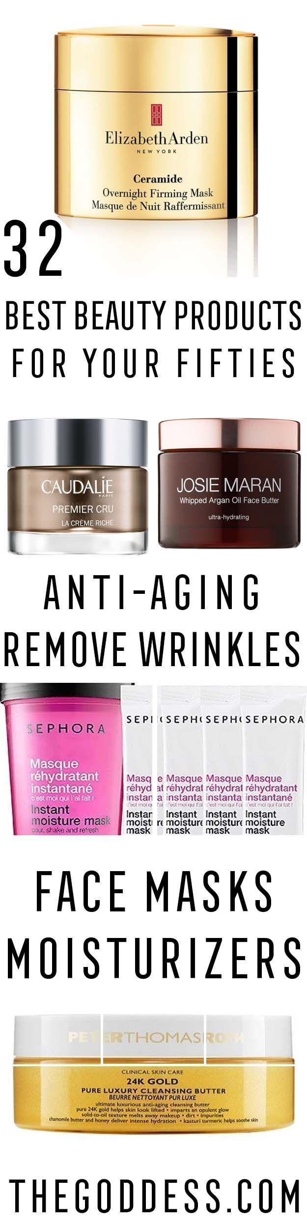 Best Beauty Products For Your 50s - The Best Beauty Products and Tips and Tricks For Your 50s. Great Make Up And Skin Care Routines And Regimens For You To Look Young And Vibrant. Looking For The Best Skin-Care Routine For Your 30s? We Cover Routines That You Need To Follow For Anti-Aging As Well As Eye Products, Skin Products, and Face Cream to Stay Hydrated. Check Out These Tutorials To Know What To Do In Your 30s For Skin Care and Beauty. https://thegoddess/beauty-products-for-your-50s
