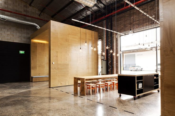 Gallery of unit b4 make creative 2 a well creative for Well designed office spaces