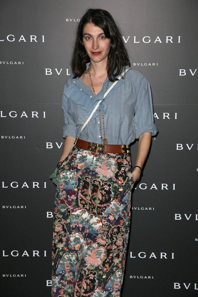 Marta Ferri Photos: Bulgari Celebrates Milan Design Week