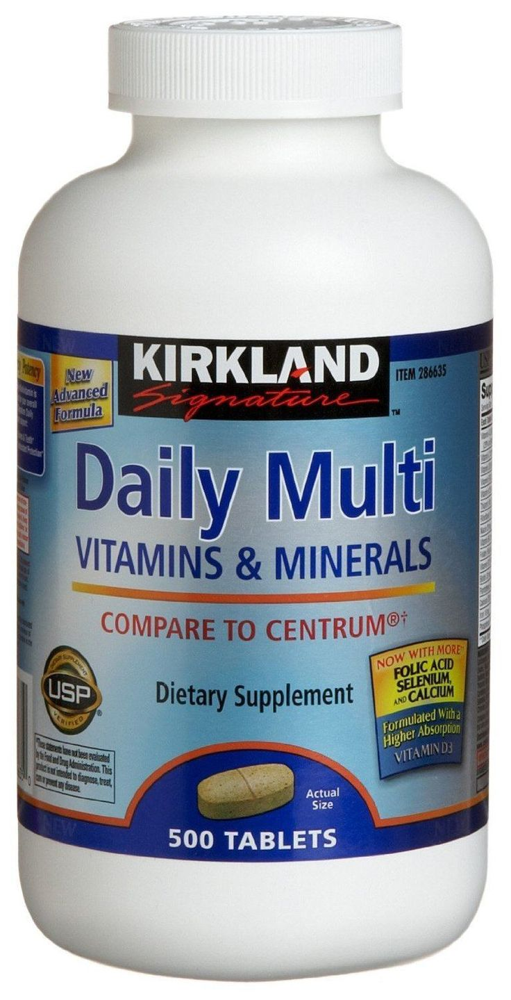 If you\'re serious about nutrition, then this Kirkland Signature Daily Multi Vitamins and Minerals Tablets review is for you.