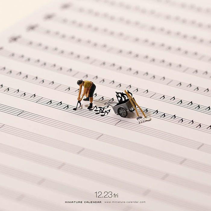 Encore plus de nouveaux Dioramas de Tatsuya Tanaka (1)  More Amazing Art & Artworks: https://www.facebook.com/AmazingArtAndArtworks