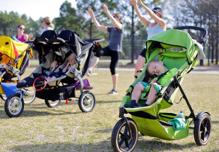 Stroller Strides of Pinehurst - The Pilot Newspaper: Multimedia