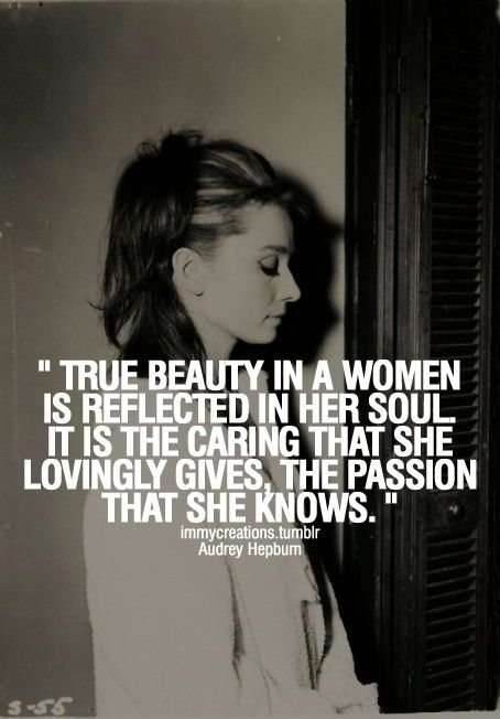 True Beauty Quotes For Women. QuotesGram
