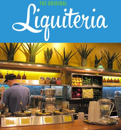 Best Juice Bars: Liquiteria