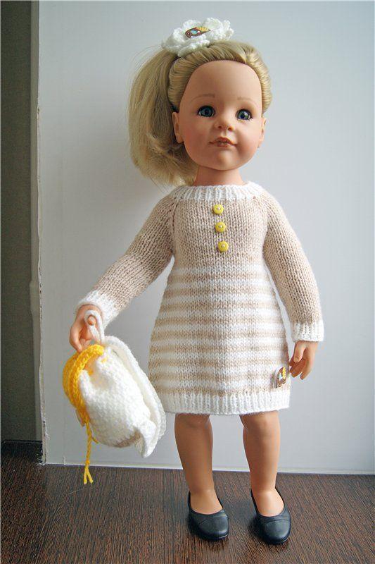 Платья для кукол Готц Gotz и других подобных кукол, цена с доставкой! / Одежда для кукол / Шопик. Продать купить куклу / Бэйбики. Куклы фото. Одежда для кукол