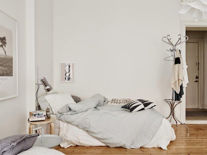 Pretty and Bright Gothenburg Studio in Soft Hues - NordicDesign