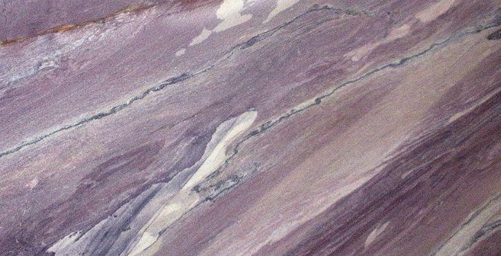 Purple Onyx Slabs : Purple countertop granite aquarella kitchen and bathroom