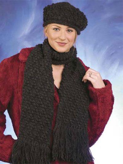 Zelda Scarf Knitting Pattern : Best images about free crochet hat patterns on