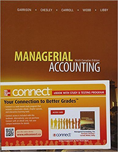 11 best accounting images on pinterest see more solution manual for managerial accounting 9th canadian edition by garrison fandeluxe Choice Image