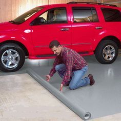 Garage Floor Mat, Garage Floor Covering Systems, G-Floor - Elite Xpressions