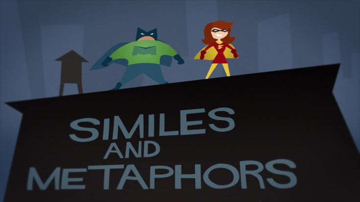 """""""Similes and Metaphors"""" by the Bazillions. I'll be using this for my lesson with the Grade 4's  tomorrow! :)"""