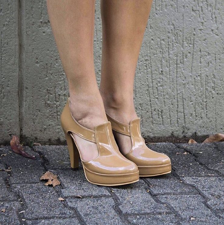 Tacones nude www.amakazapatos.com