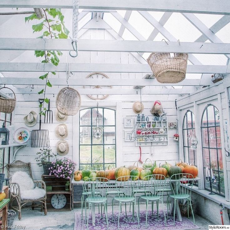 växthus // greenhouse, glasshouse