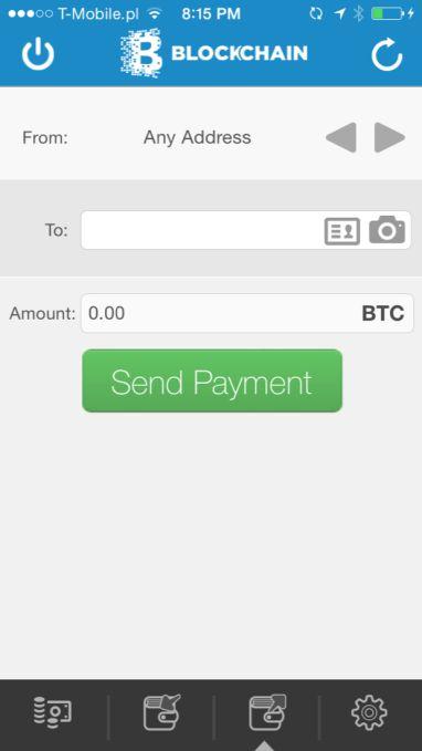 Blockchain Bitcoin Wallet Is Back In The Apple App Store | TechCrunch
