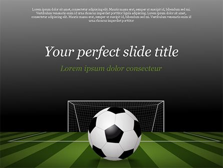 1679 best PowerPoint Templates images on Pinterest Backdrops - football powerpoint template