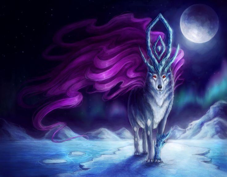 Magische Tiere Fantasy