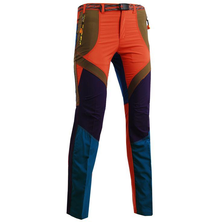 Zipravs Women Trekking Trousers