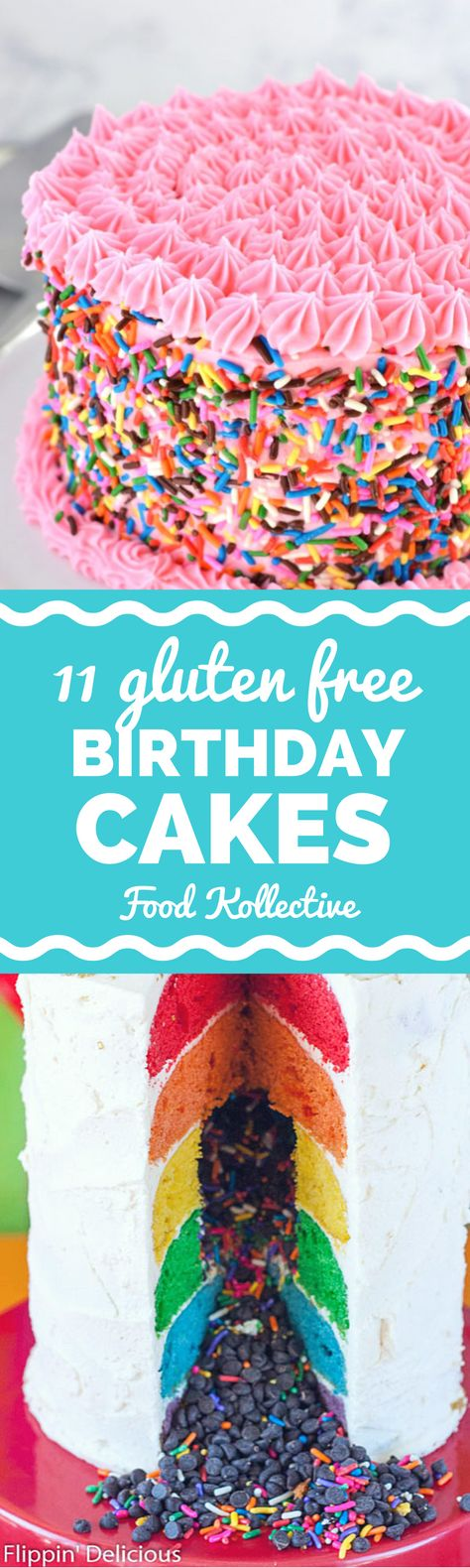 Fun cake recipes! Red velvet, chocolate, funfetti, rainbow, etc.