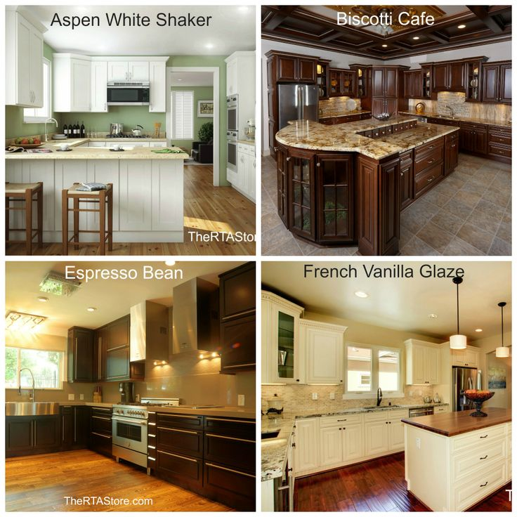 Which RTA Kitchen Cabinet Is Your Favorite? Leave Us A Comment!