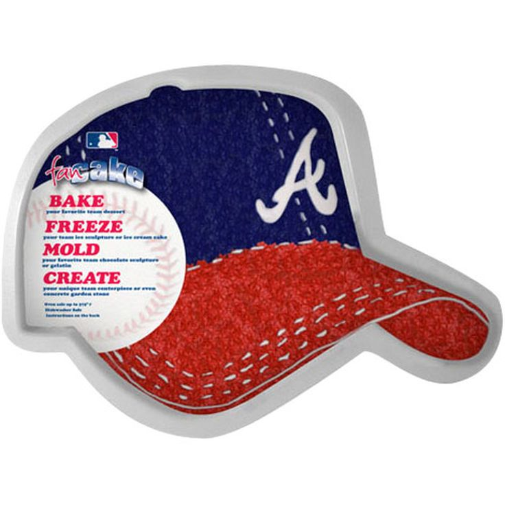 Atlanta Braves Cake/Jell-O Pan - $11.99