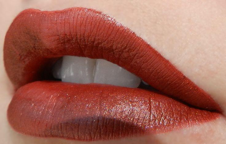 Brick Lipsense Color Lips