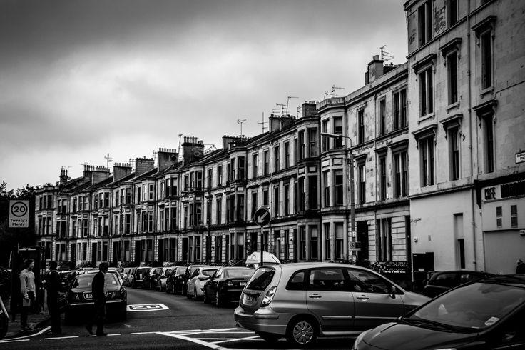 Glasgow Street Scene