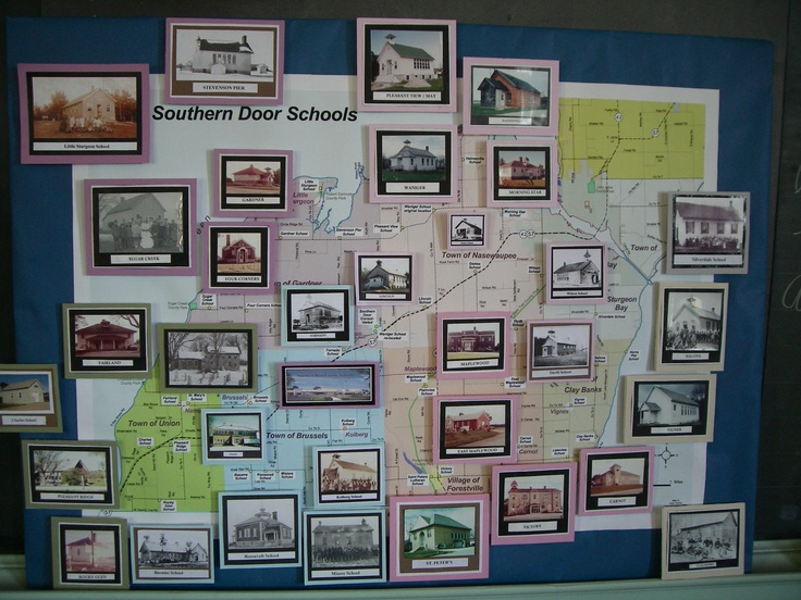 Southern Door County  WI schoolhouses59 best One Room Schoolhouses images on Pinterest   School days  . Door County Living Classrooms. Home Design Ideas
