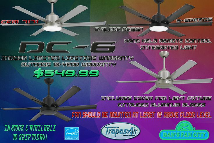 17 best images about ceiling fan promotions on pinterest for Top 6 benefits of using modern ceiling fans