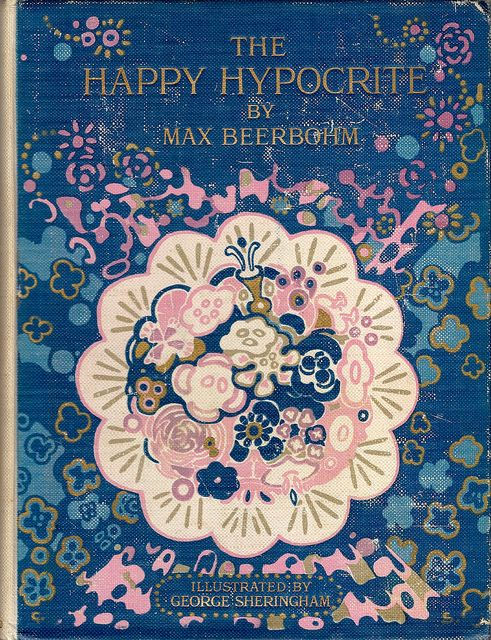 The Happy Hypocrite  George Sheringham  1905 |  arthurvankruining flickr