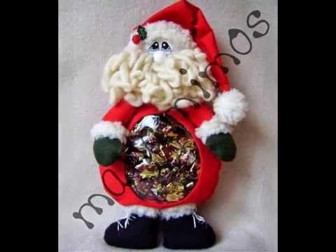 Muñecos de Navidad 2013-2014 - EcoArtesanias