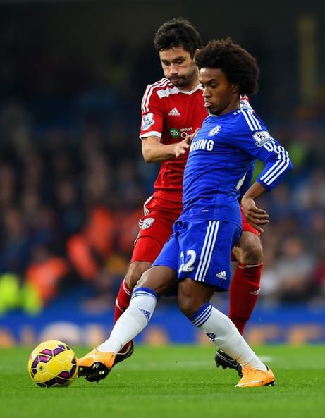 Willian Borges vs West Brom // #CFC