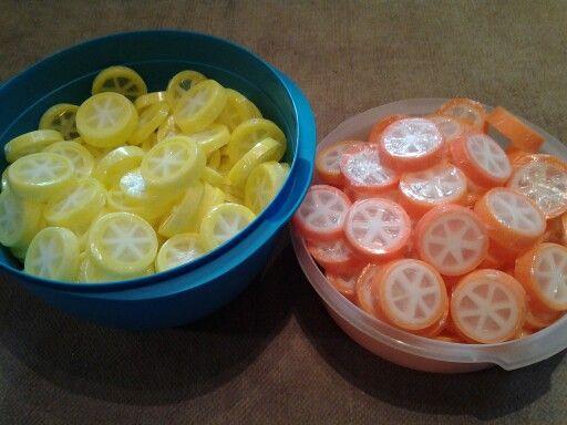 Soap fruit