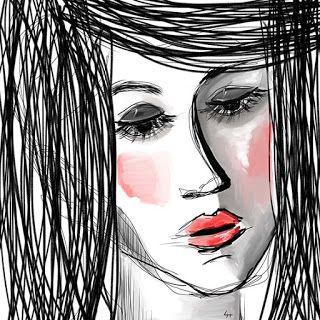 "Retrato digital ""Días raros"" / Digital Portrait ""Strange days"""